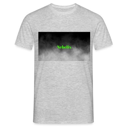 Nebelix - Männer T-Shirt