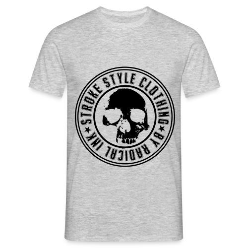 patch pfade - Männer T-Shirt