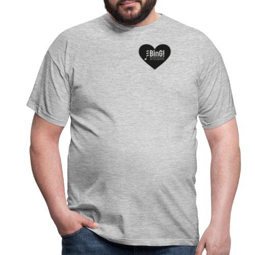 BinG Heart - Männer T-Shirt