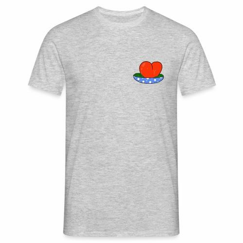 Peas and love - Men's T-Shirt