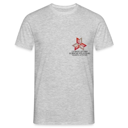 sppodgROUGE2 png - T-shirt Homme