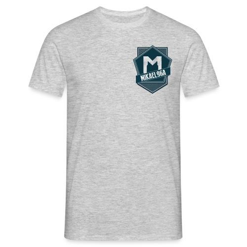 ny logo 01 png - T-skjorte for menn