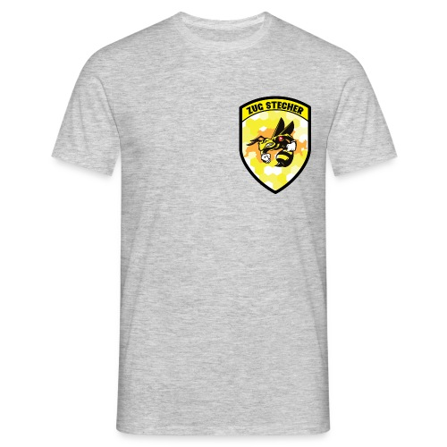 Zug Stecher - Männer T-Shirt