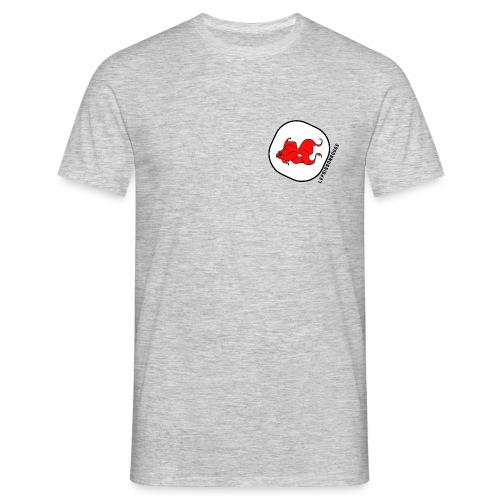 Lepoissonrouge - T-shirt Homme