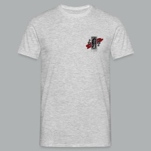 Steffen G. HardTechno - Männer T-Shirt