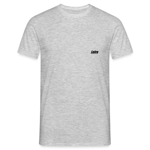 Eröffnungs Design - Männer T-Shirt