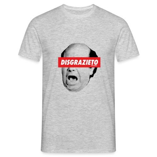_disgrazieto_white - Maglietta da uomo