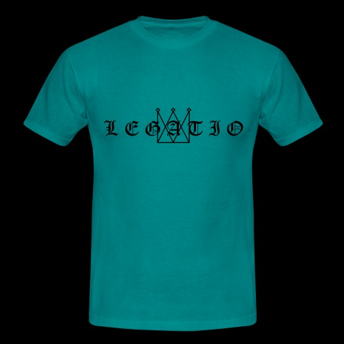 Legatio Fraktur - Men's T-Shirt