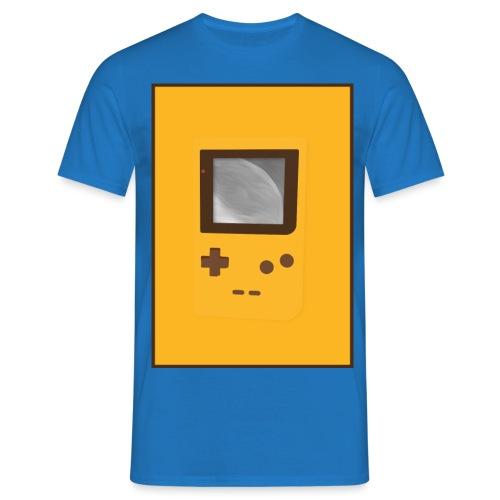 Game Boy Nostalgi - Laurids B Design - Herre-T-shirt