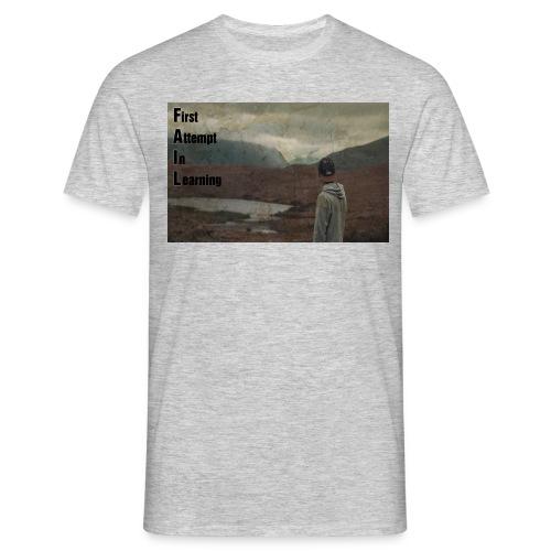 Fail definition - Men's T-Shirt