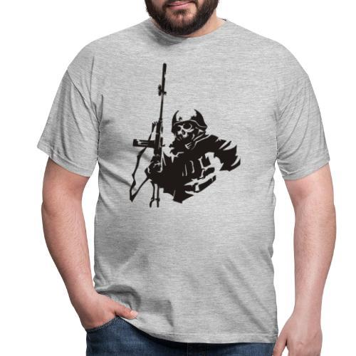 Skull Warrior - Men's T-Shirt