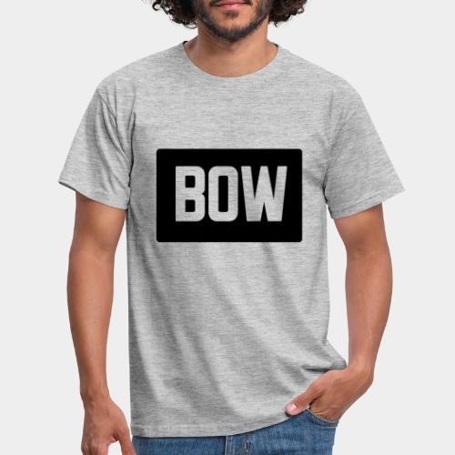 BOW Logo - Men's T-Shirt