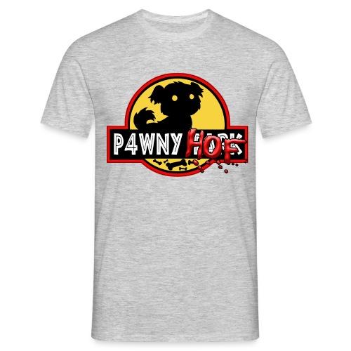 hof park2 - Men's T-Shirt