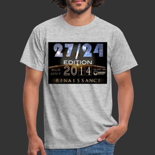 27 24 ed 2014 - T-shirt Homme