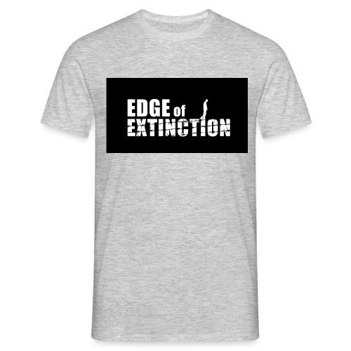 EoE logo WB jpg - Men's T-Shirt