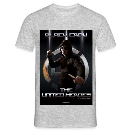 affiche blackcrow - T-shirt Homme