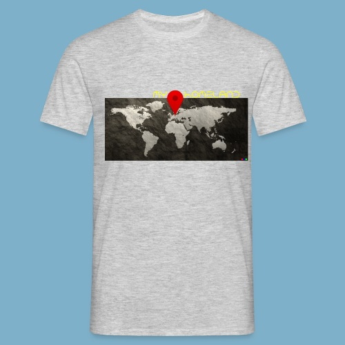 homeland my base - Männer T-Shirt