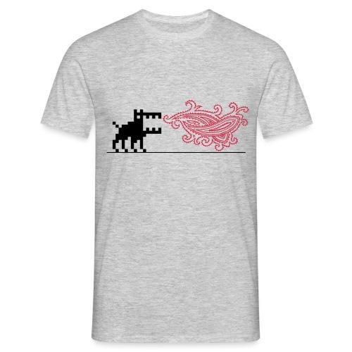 dottweiler-spitfire02 - Männer T-Shirt