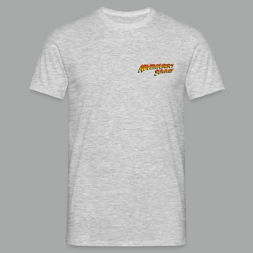adventurer's_summit_logo - Männer T-Shirt