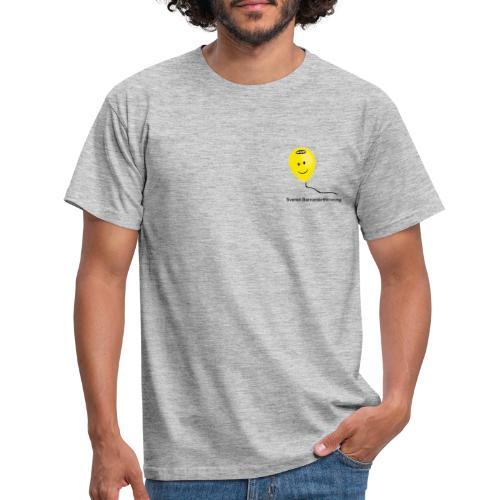 Svensk Barnsmärtförening - T-shirt herr