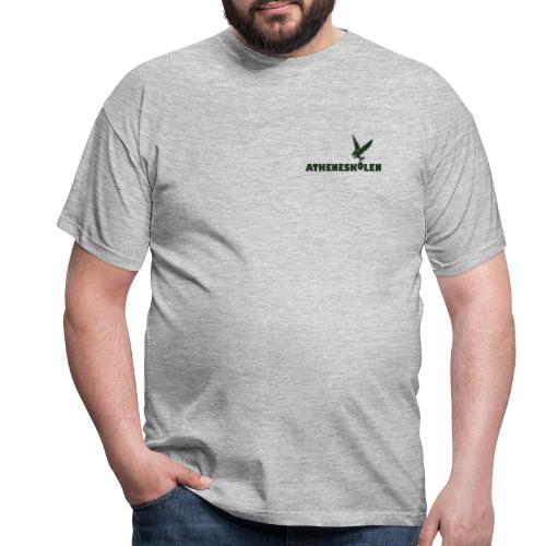 Mørkt logo - Herre-T-shirt