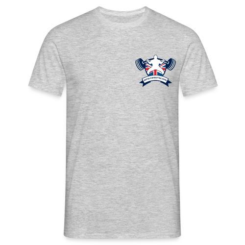 bpulogofinal clipped rev 1 - Men's T-Shirt