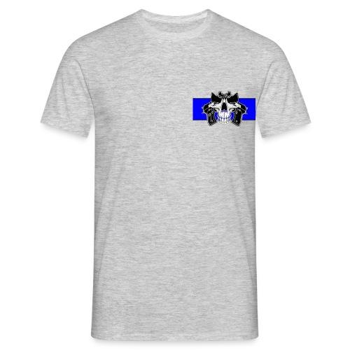 skull full - Camiseta hombre