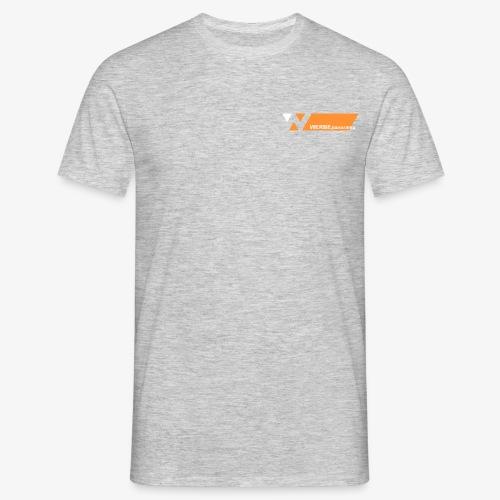 schrift a light 5000x1000 - Männer T-Shirt