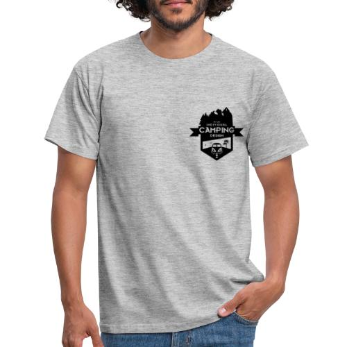 IndividualCampingDesign_1.0 - Männer T-Shirt