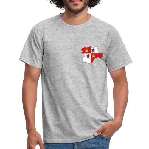 Logo Castellano leonés - Camiseta hombre