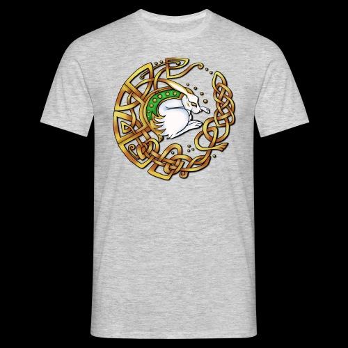 Celtic Hare - Men's T-Shirt