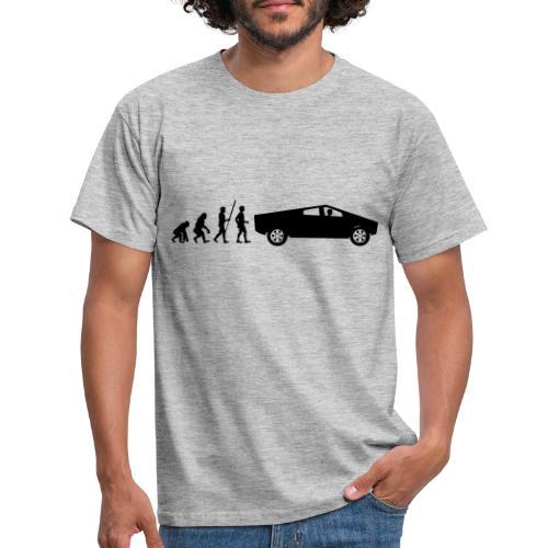 cyber camion évolution - T-shirt Homme