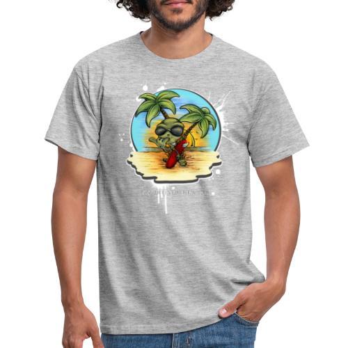 Let's have a surf back home! - Männer T-Shirt