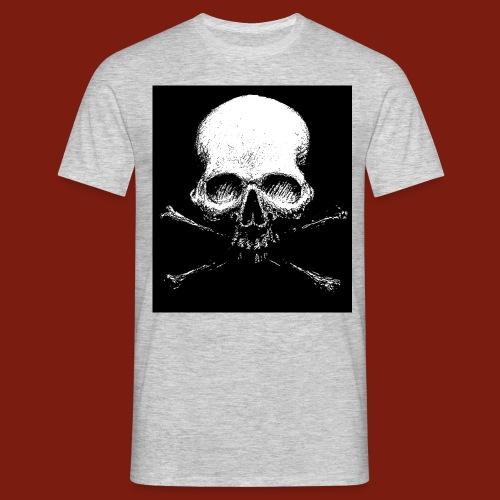 Dark Skull - Men's T-Shirt