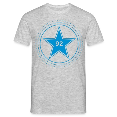 92 Star Circle - Men's T-Shirt