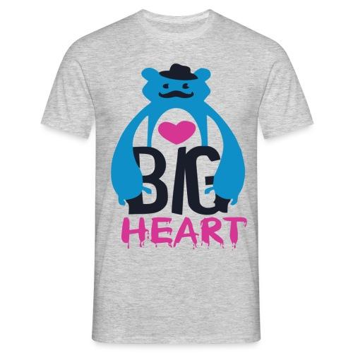 Big Heart Monster Hugs - Men's T-Shirt