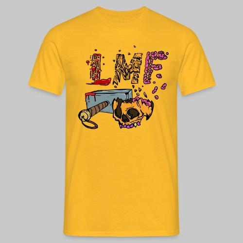 LMF KRÄN SMASH - T-shirt Homme