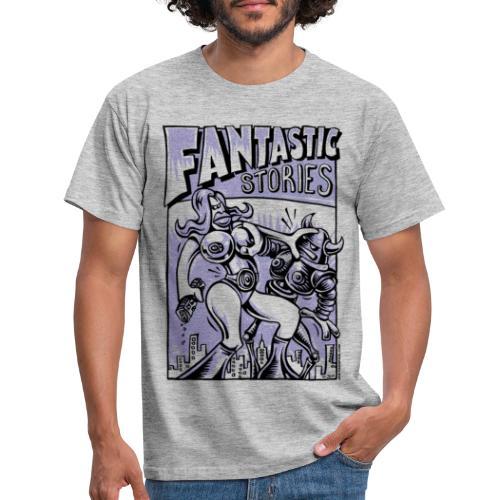 FANTASTIC STORIES - Men's T-Shirt