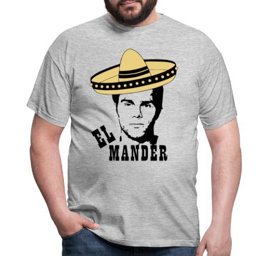 Elmander - T-shirt herr