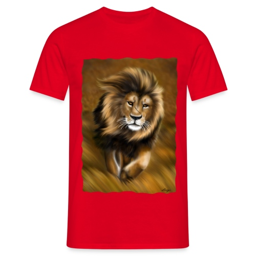 Il vento della savana - Maglietta da uomo