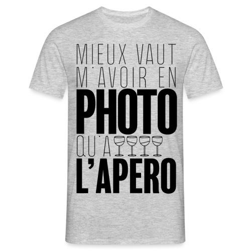 Apérophile - T-shirt Homme