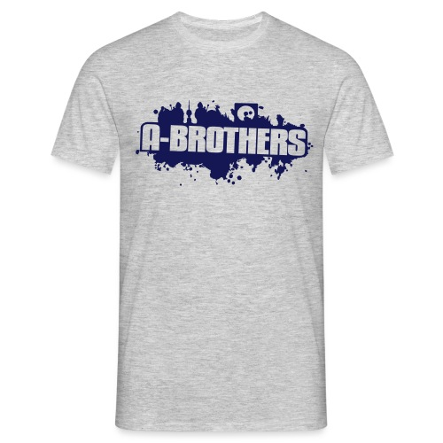 A Brothers Vector Design - Men's T-Shirt
