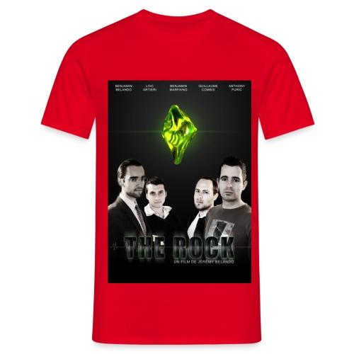 affiche The Rock - T-shirt Homme