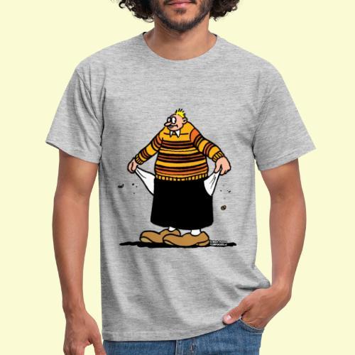 DIRKJAN Blut - Mannen T-shirt