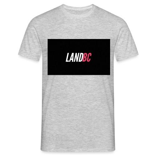 LAND BC TEE - Camiseta hombre
