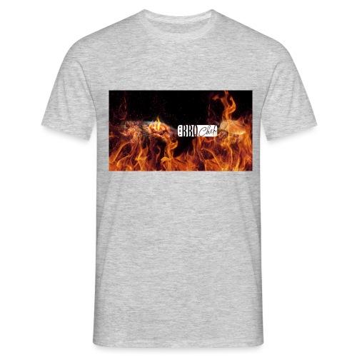 Barbeque Chef Merchandise - Men's T-Shirt