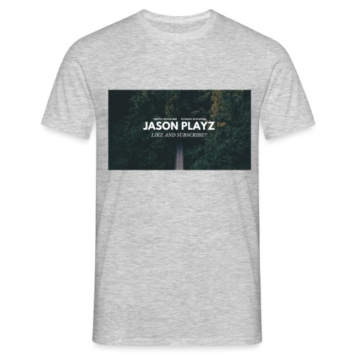 Jason Playz - Men's T-Shirt