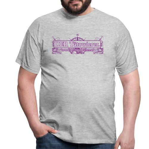 DER Taetowierer Logowear - Männer T-Shirt