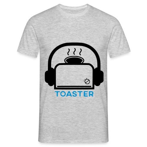 Toaster Logo - Miesten t-paita