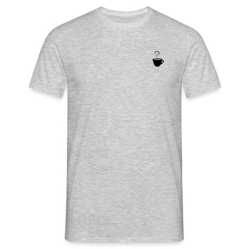Love Tea Print - Men's T-Shirt
